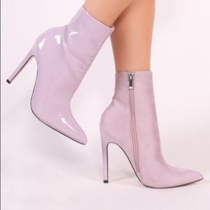 Pointy Ankle Booties